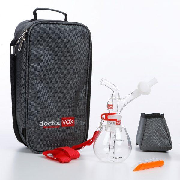 doctorVOX Apparatus with DC-Valve